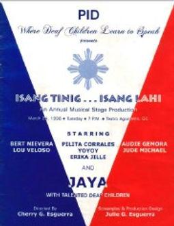 1998 - Isang Tinig Isang Lahi.jpg