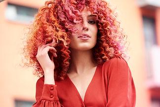 Model Image - Color Chameleon Orange v1