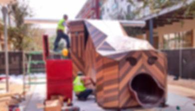 Commercial Playground Installation Austin Texas