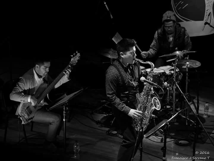 Abel Mireles - UACJ Jazz Festival