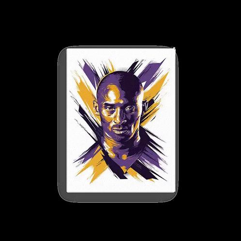 Purple and Gold Kobe