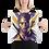 Thumbnail: Purple and Gold Kobe