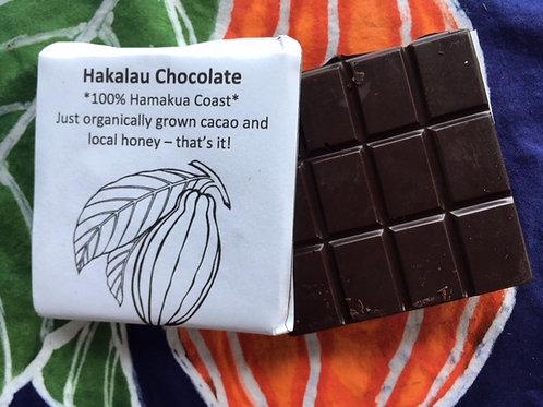 Hakalau Chocolate - smooth, regular