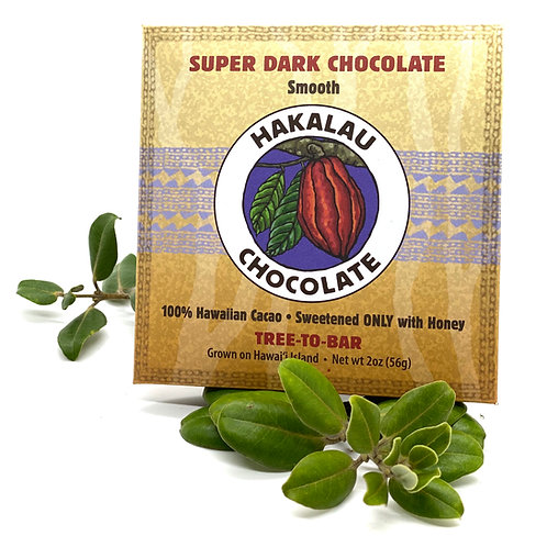 Hakalau Chocolate - Assorted 4 Bar Bundle