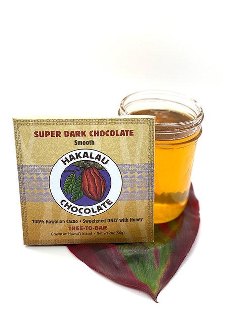 Hakalau Chocolate, Smooth - 6 Bar Bundle