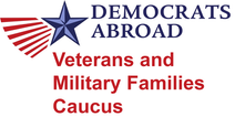 Democrats Abroad Veterans and Military Families Caucus