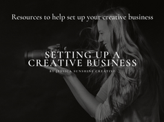 Let's Set Up Your Creative Business