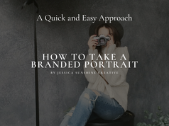 How To Take A Branded Portrait