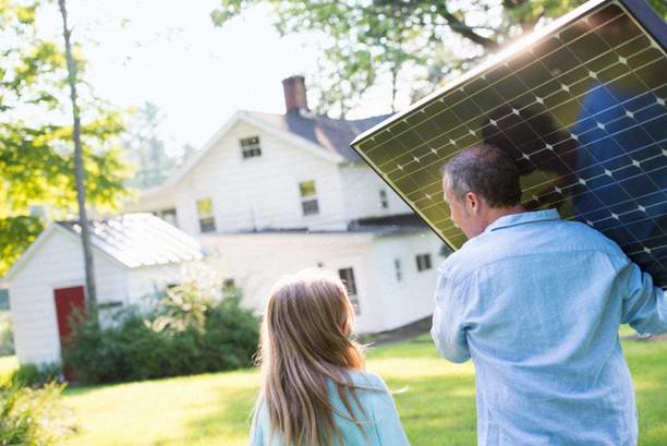 Texas Solar Panel Home Solar