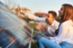 Solar-panel-family