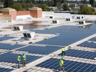 New San Antonio IKEA Goes Solar