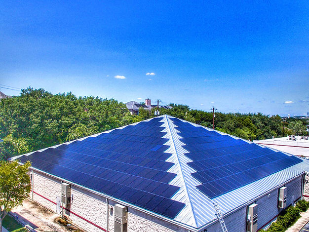Commercial Solar Panels San Antonio
