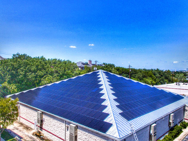 Commercial Solar Panels San Antonio