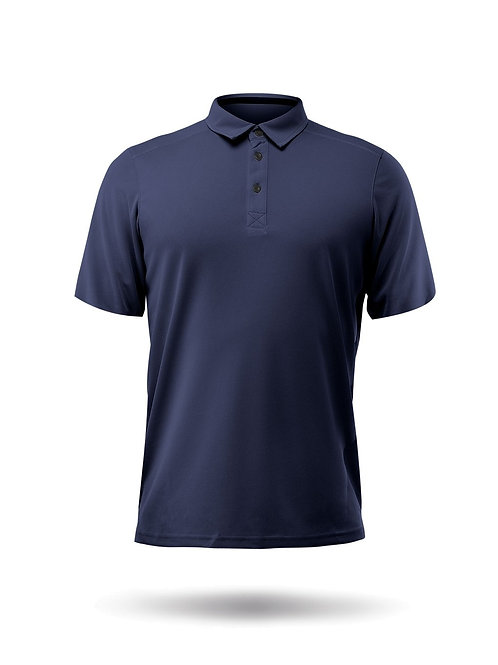 Zhik Men's Short Sleeve Zhikdry LT Polo