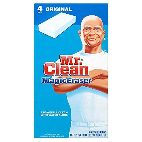 Mr Clean Eraser Pads - Box of 4