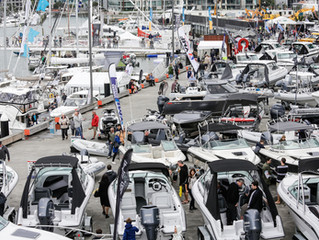 America's Cup and Louis Vuitton Cup to be on display at the Auckland On Water Boat Show