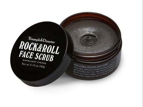 Rock & Roll Face Scrub