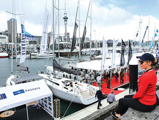 Exhibitors report increased sales at 2017 Auckland On Water Boat Show