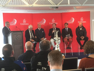 Economic benefits of 36th America's Cup to NZ expected to be profound