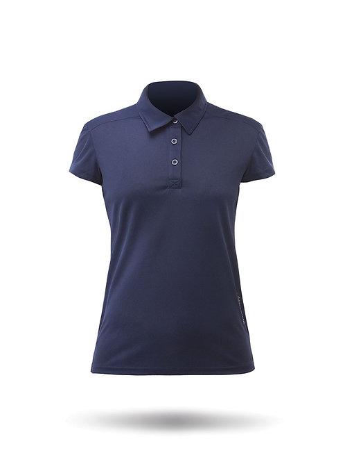 Zhik Women's Short Sleeve Zhikdry LT Polo
