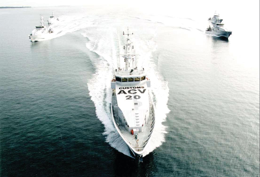 Austal Patrol Ship