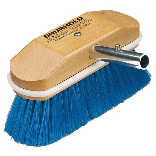 "Shurhold Blue Hull Brush Extra Soft 8"""