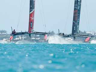 Oracle Team USA, more Kiwi than you think