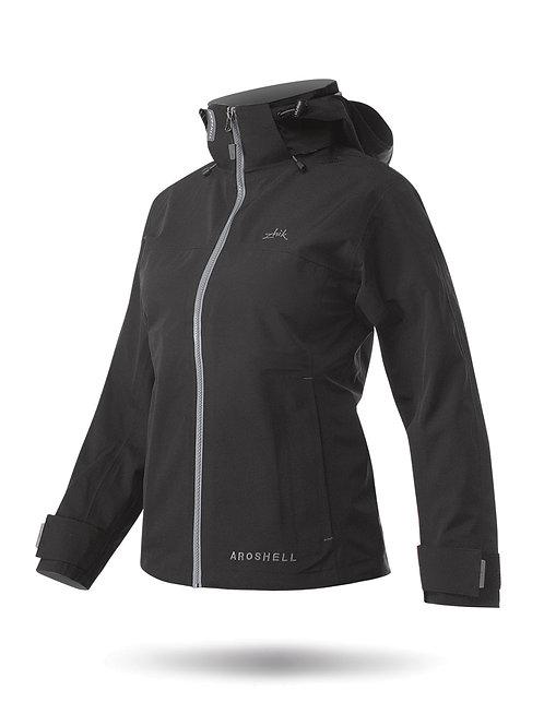 Women's Black Aroshell Jacket