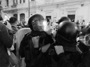 El Derecho de reunión y manifestación, un derecho que puede fallar