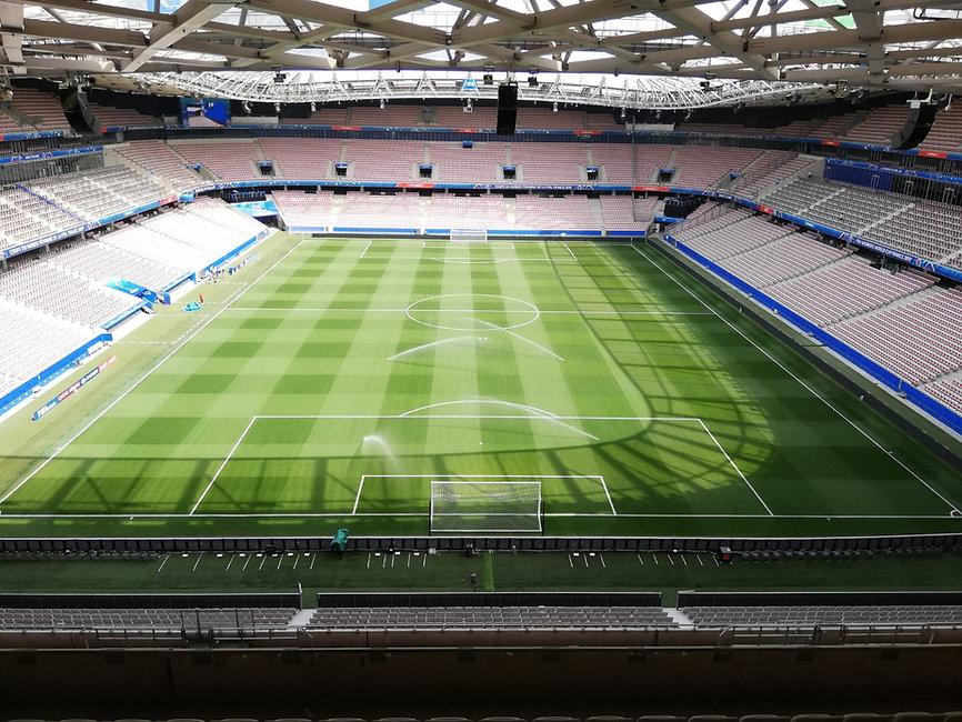 Stade Allianz Riviera Parcs & Sports Sud