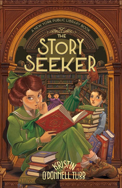 The Story Seeker cover