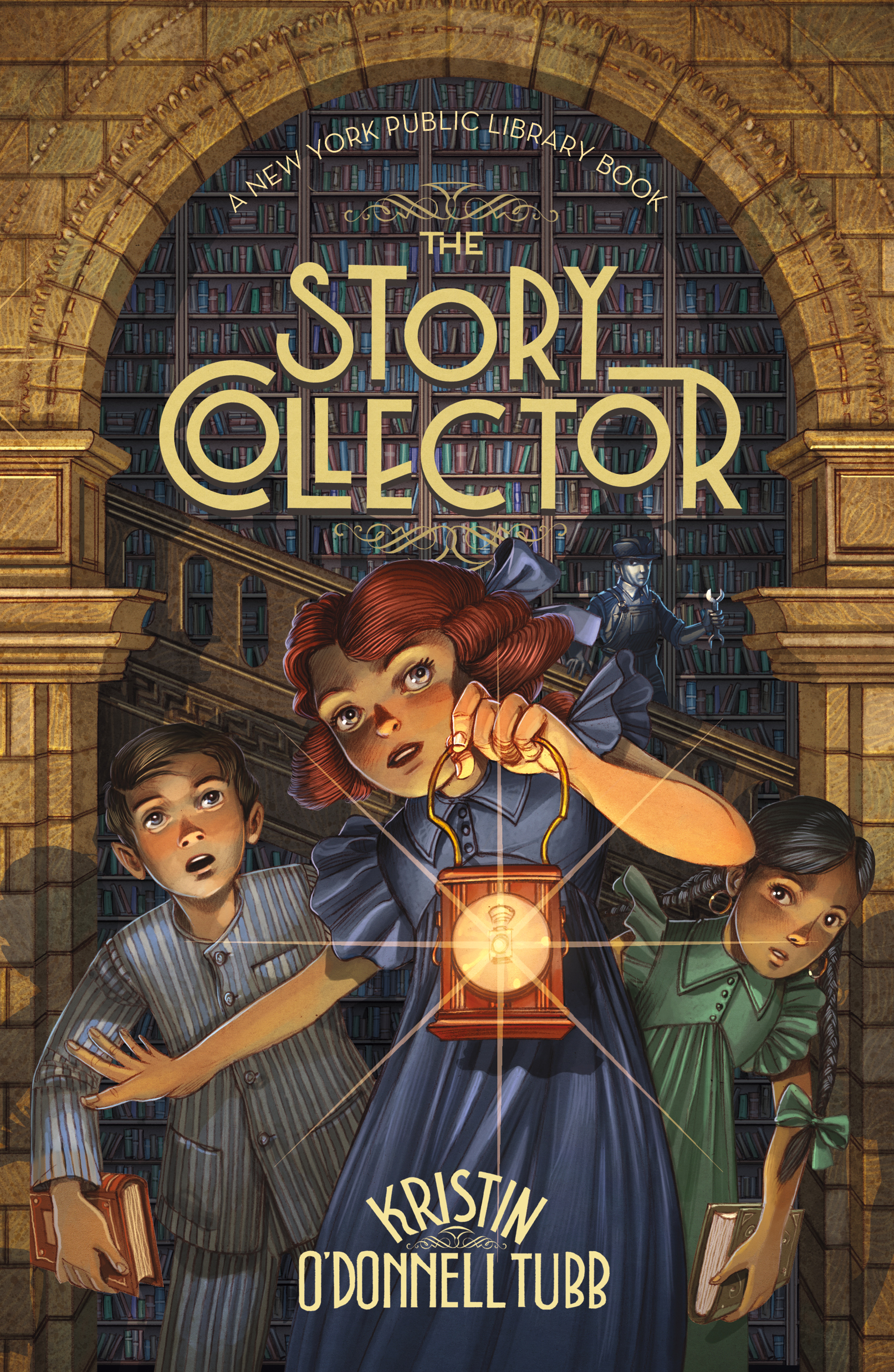 Story Collector cover