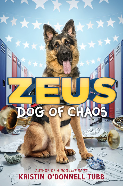 Zeus dog of chaos cover