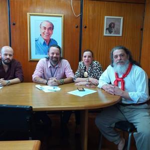 Deputado Luiz Marenco (PDT) e ONG Princípio Animal criam projeto de lei pelo fim das carroças no RS