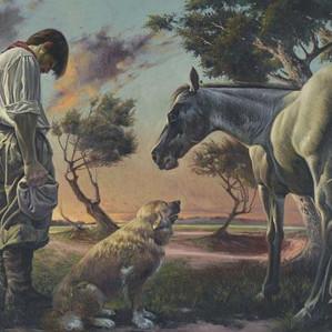 O Abate de Cavalos no Rio Grande do Sul