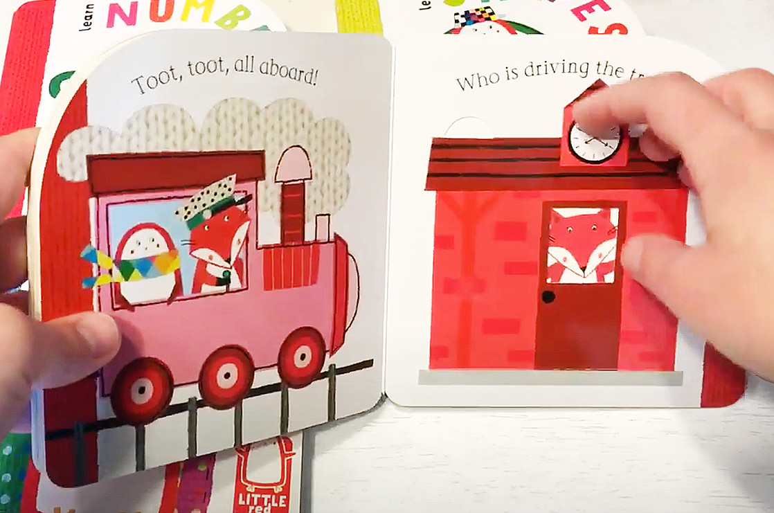 Little Red Penguin, Book Series