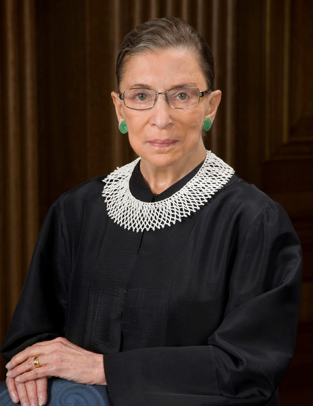 MUSIC, THE LAW AND JUSTICE GINSBURG