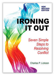 Ironing It Out: Seven Simple Steps to Resolving Conflict