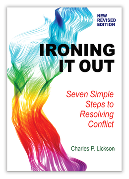 Conflict Resolution – 101:There is a lesson here