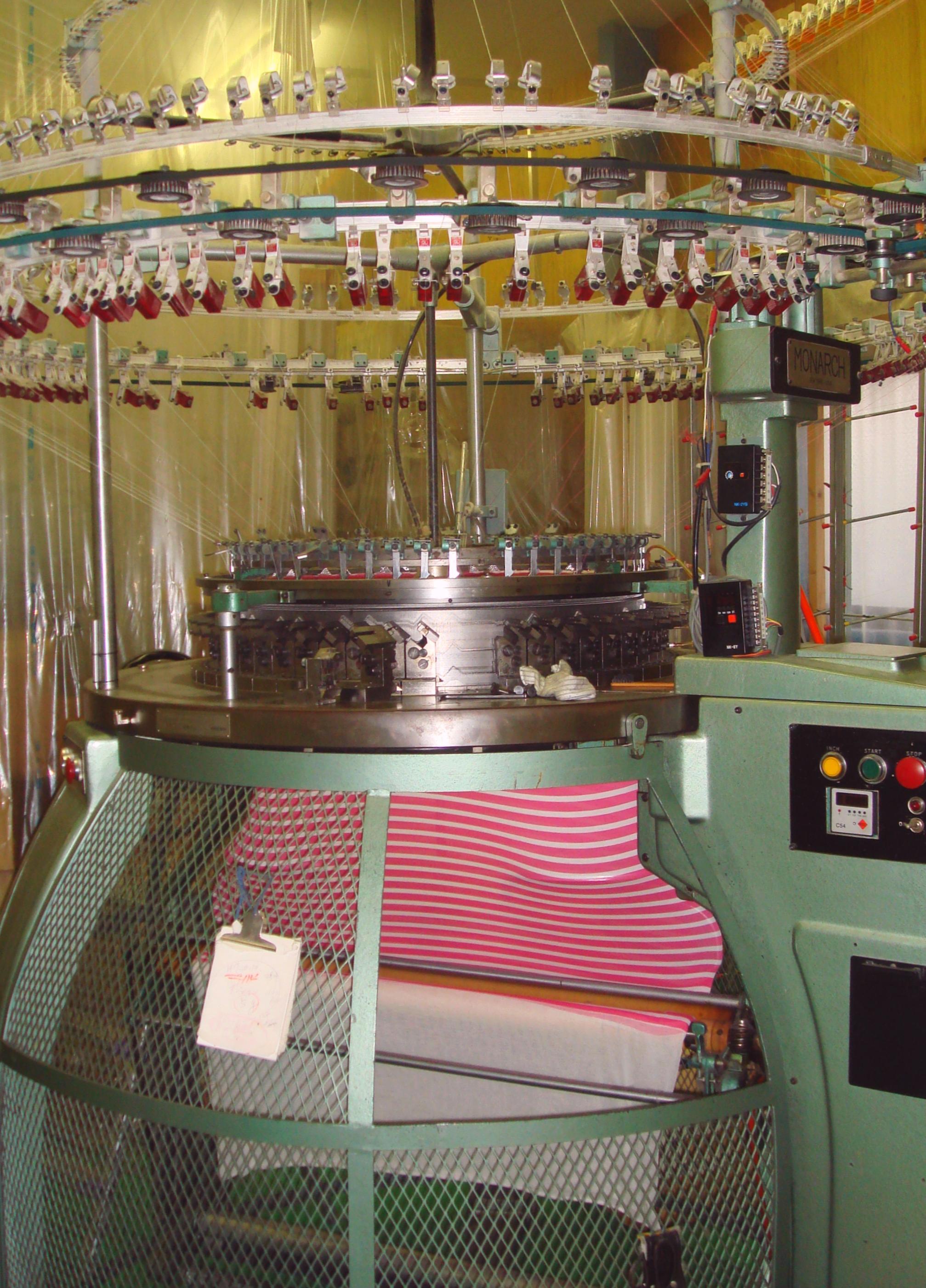 生地編み機4