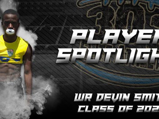 Player Spotlight: WR Devin Smith Jr. (Class of 2021)