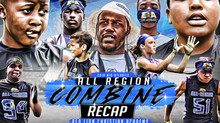 2019 MID-ATLANTIC ALL-REGION COMBINE RECAP!!!