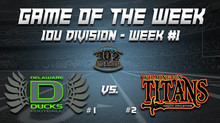 10U Game of Week (Week #1) - Ducks vs. Titans