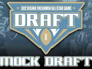 302 Rising Freshmen All-Star Game Mock Draft