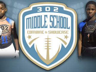 302 Middle School Combine & Showcase Announced