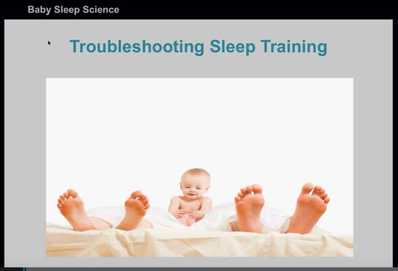 Sleep Training Not Working? The Top  5 Things That Can Sabotage Your Efforts