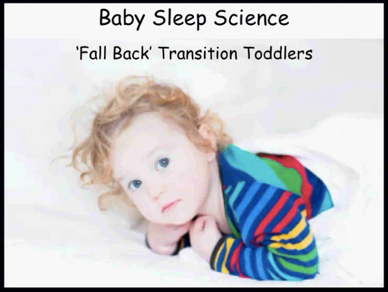 "Plan Ahead to ""Fall Back"": Strategies to Adjust Your Baby or Toddler's Sleep as Daylight Savings Tim"