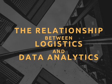 The Relationship between Logistics and Data Analytics