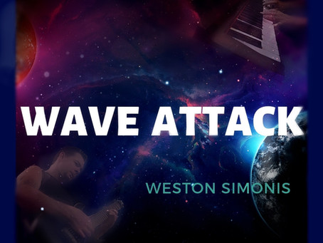 Wave Attack By Weston Simonis Makes Music Dealers Catalog For Licensing