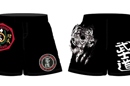 Backyard Jujitsu Fight Shorts